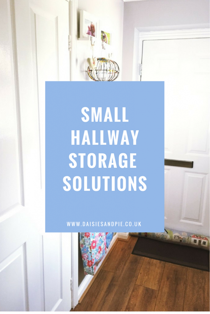 Small hallway storage ideas, home storage ideas, home organisation, homemaking tips
