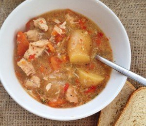 one pot chicken stew recipe, slow cooker chicken stew recipe, chicken,