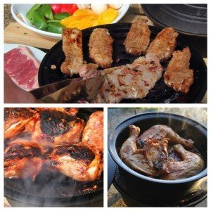 Netherton Foundry outdoor cooking