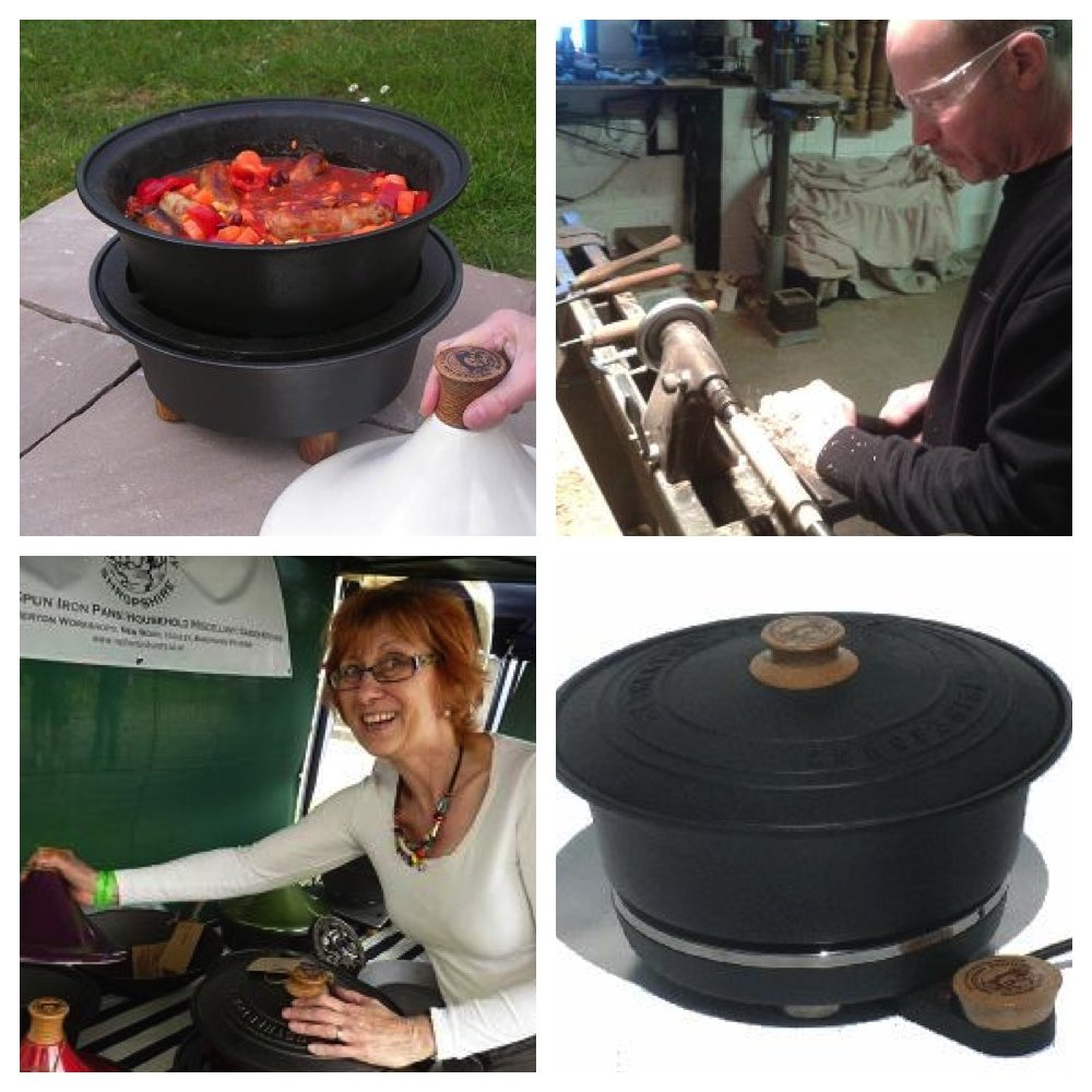 Netherton Foundry cookware