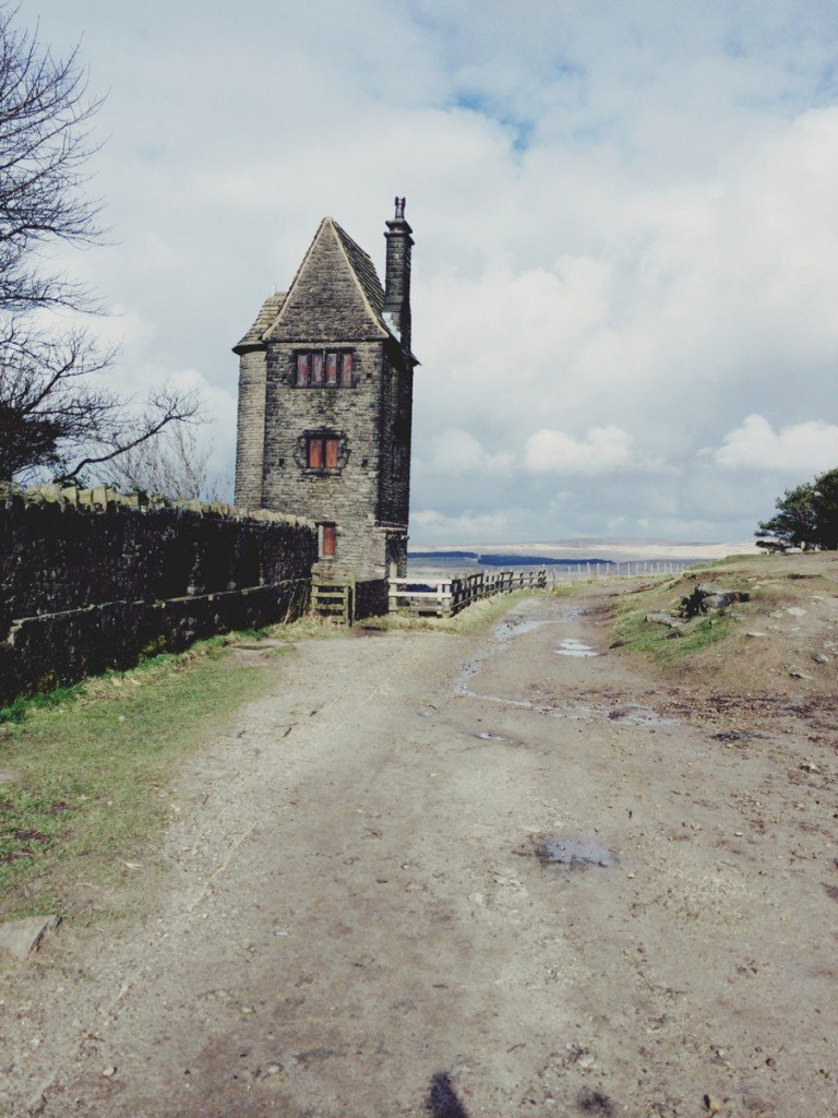 pigeon tower, winter hill, rivington pike, Bolton