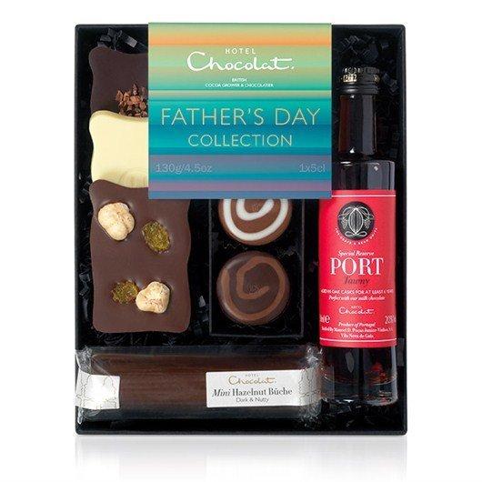 Hotel Chocolat, Fathers Day Gift, Chocolate box gift
