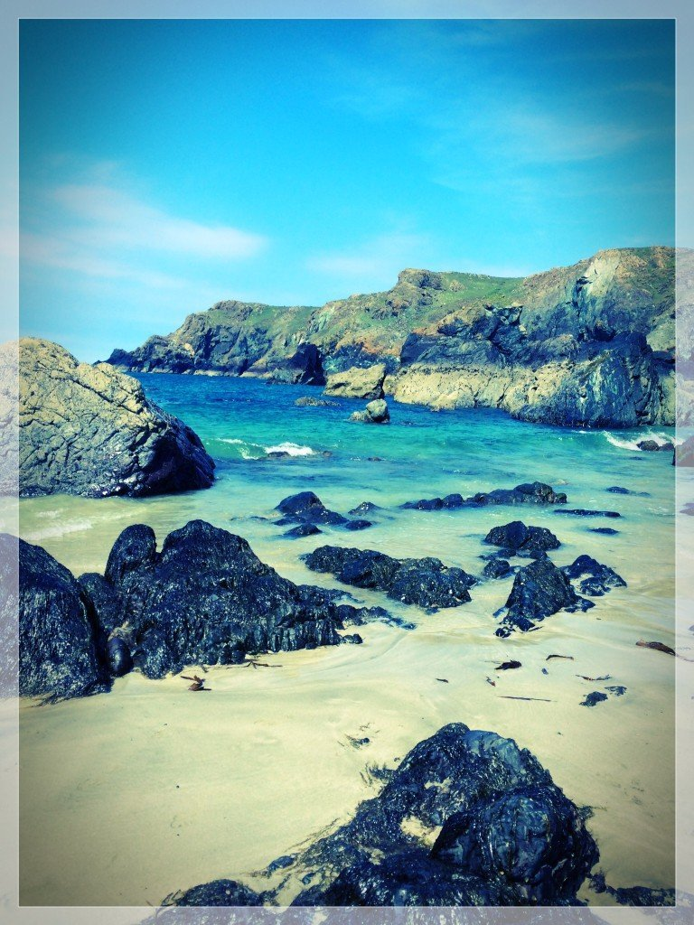 Kynance Cove, Cornish Cove, National Trust Beach Cornwall, Lizard Peninsular
