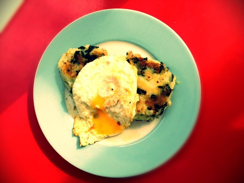 bubble and squeak, how to make bubble and squeak, recipe for bubble ...