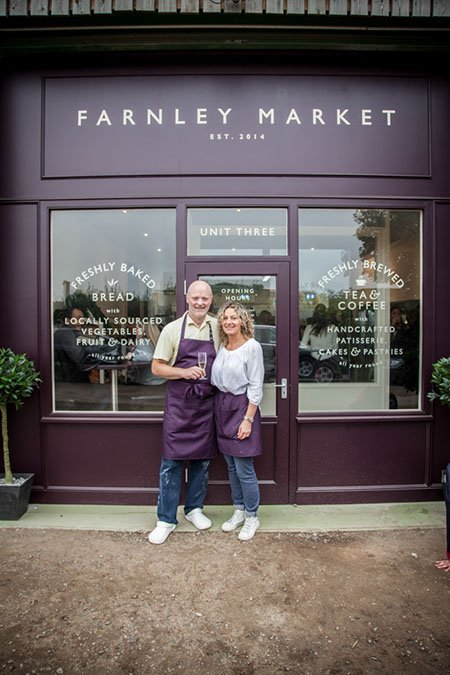 Stephen Harrison Farnley Market Bakehouse, Simone Harrison Farnley Market Bakehouse, Farnley Market, The Farnley Bakehouse, artisan bread, Yorkshire foodies, local produce Yorkshire, Daisies and Pie