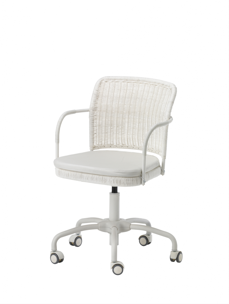 GREGOR swivel chair, office chair from IKEA, home office furniture wish list