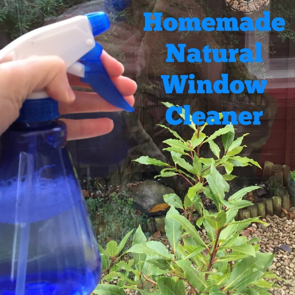 homemade natural window cleaner daisies pie. Black Bedroom Furniture Sets. Home Design Ideas