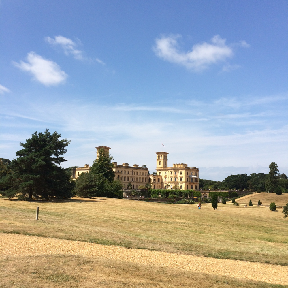 Osborne House Isle of Wight, Best Heritage Sites to visit in the UK, Places to visit in the UK, Daisies and Pie