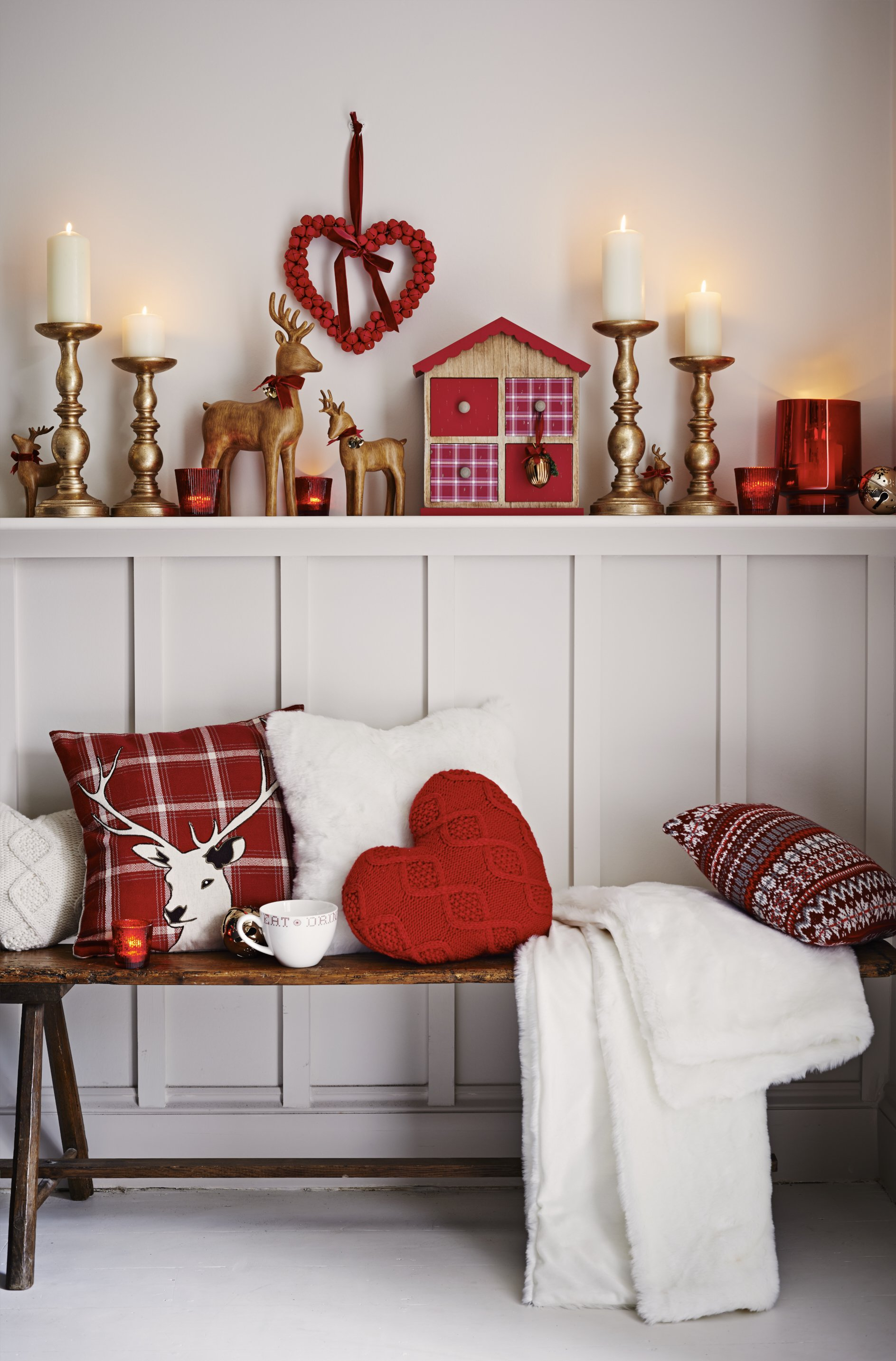 Get cosy with our festive interior picks Daisies Pie