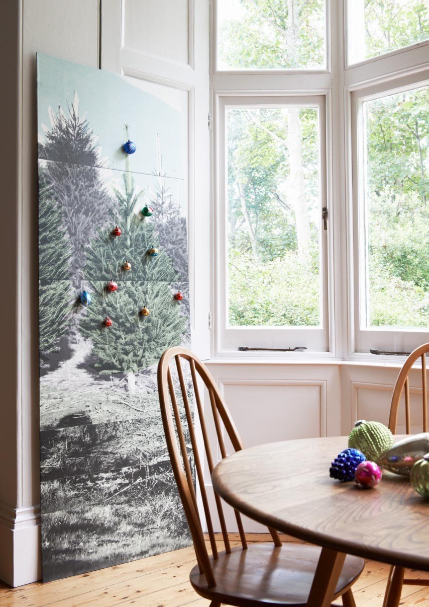 Christmas tree for life from LimeLace, contemporary christmas tree, festive interiors, homestyle from daisies and pie