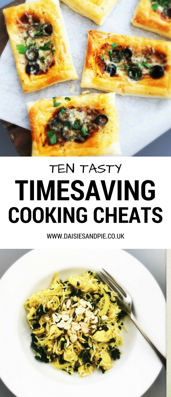 Ten tasty cooking cheats we love to use, how to cheat at cooking family food, timesaving cooking hacks you need in your life