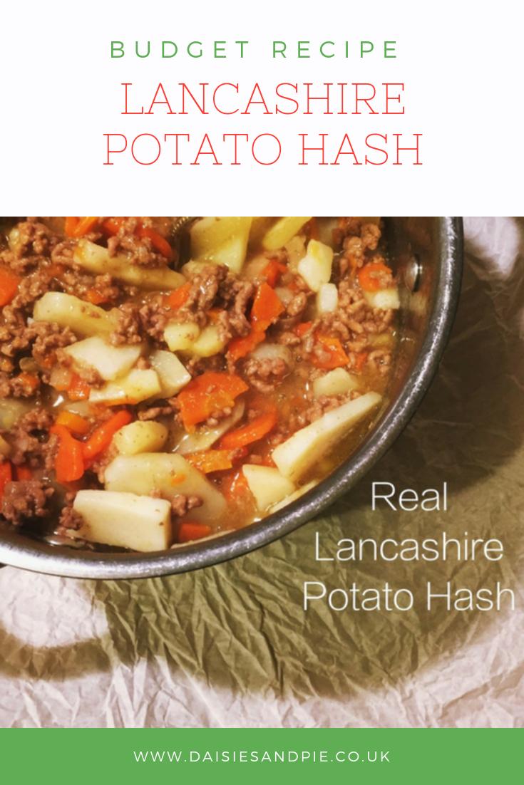 Lancashire Potato Hash