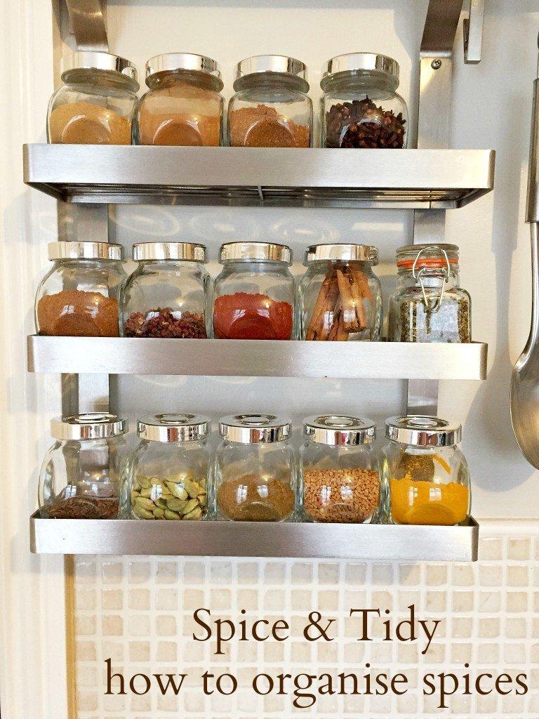 Best Way To Organise Kitchen Cupboards