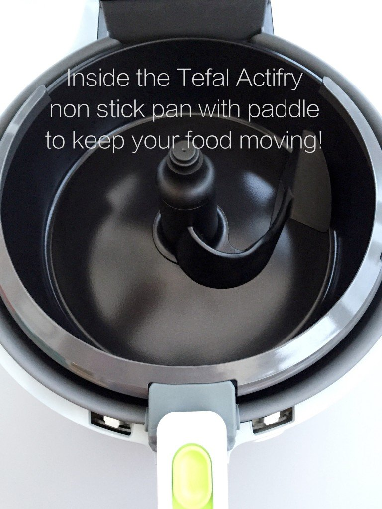 Tefal Actifry Review, inside the Tefal Actifry Family, easy family food from daisies and pie