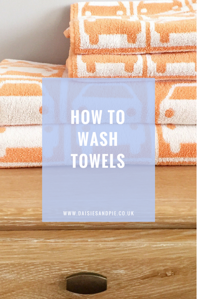 How to wash towels, towel care tips, laundry tips,