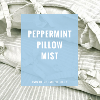 How to make peppermint pillow mist, green cleaning tips that'll make your house smell divine