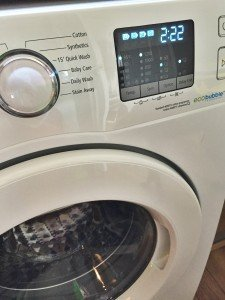 how to clean the inside of the washing machine