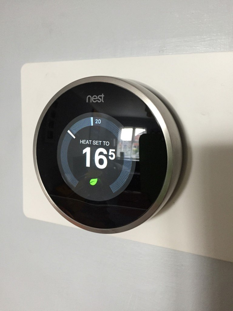 Nest Thermostat Review Daisies Amp Pie