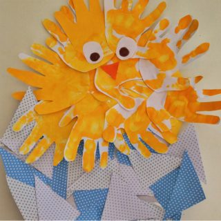 Spring crafts and bakes for kids