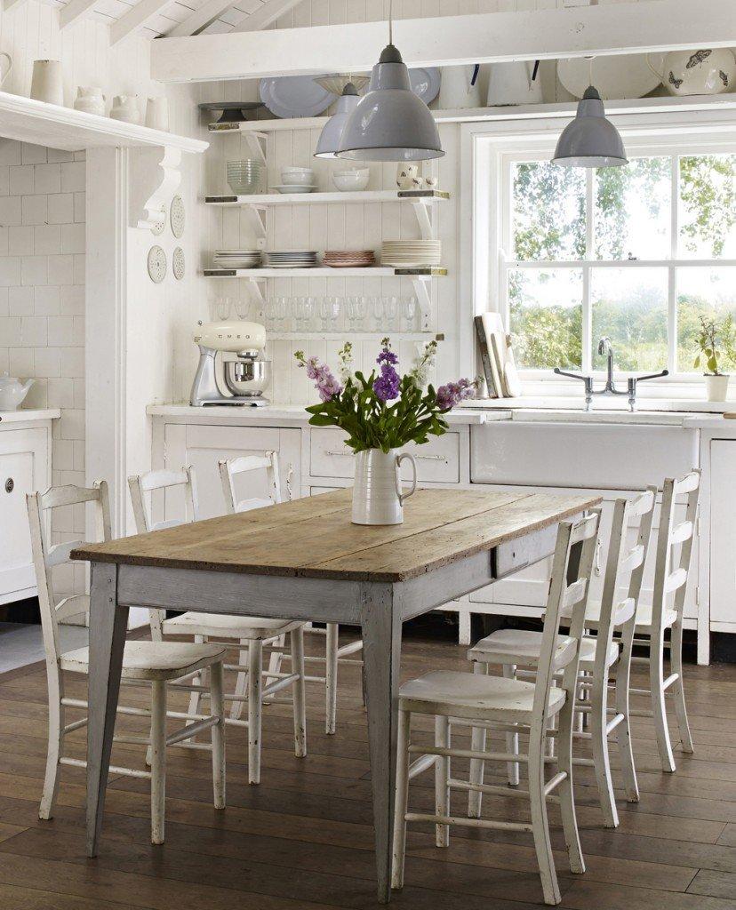 white kitchen style, smeg 50s style range white stand mixer, retro kitchen appliances, smeg 50s style range, home style from daisies and pie