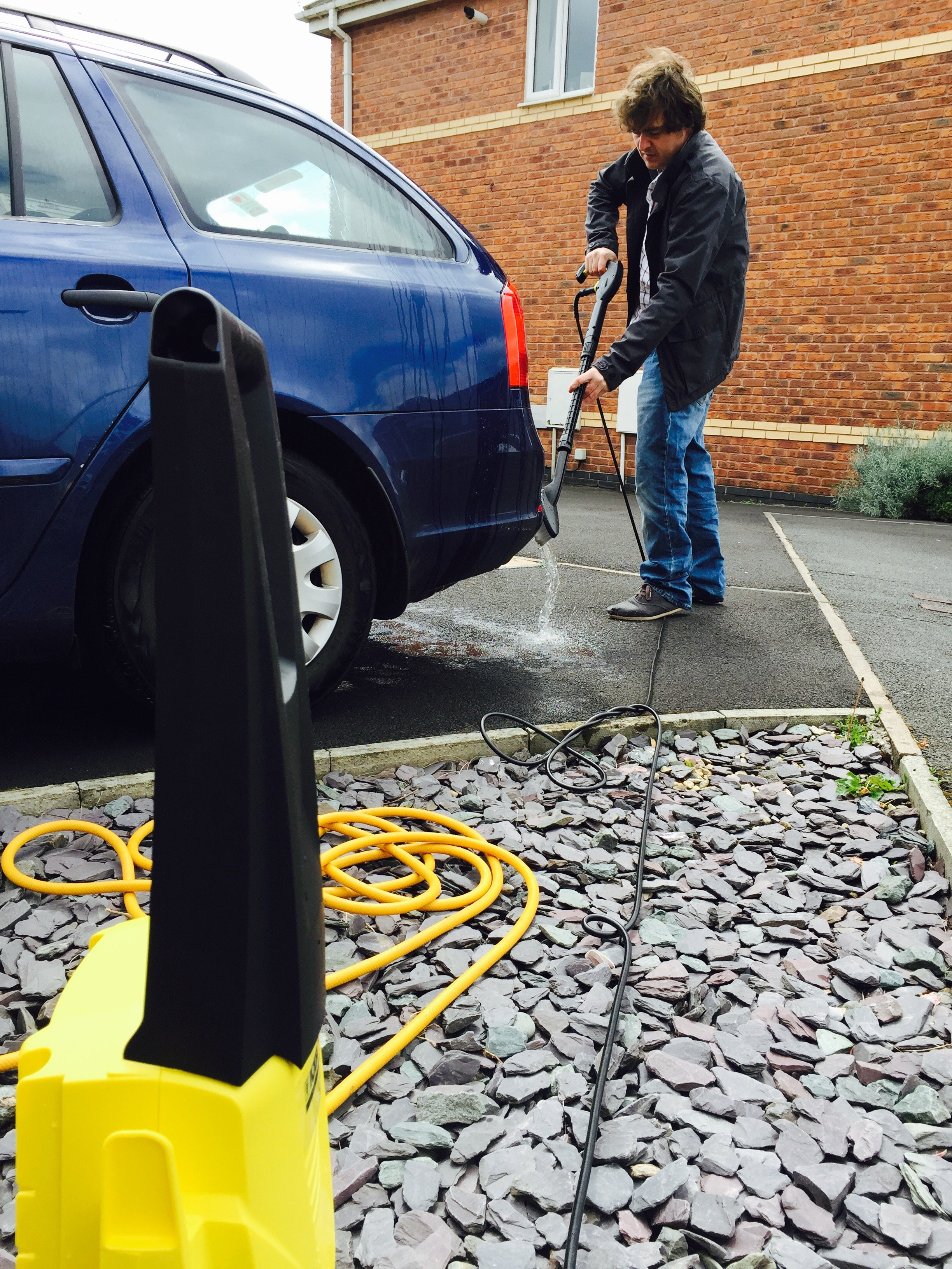 Review Karcher K2 Premium Home And Car Pressure Washer Daisies Pie