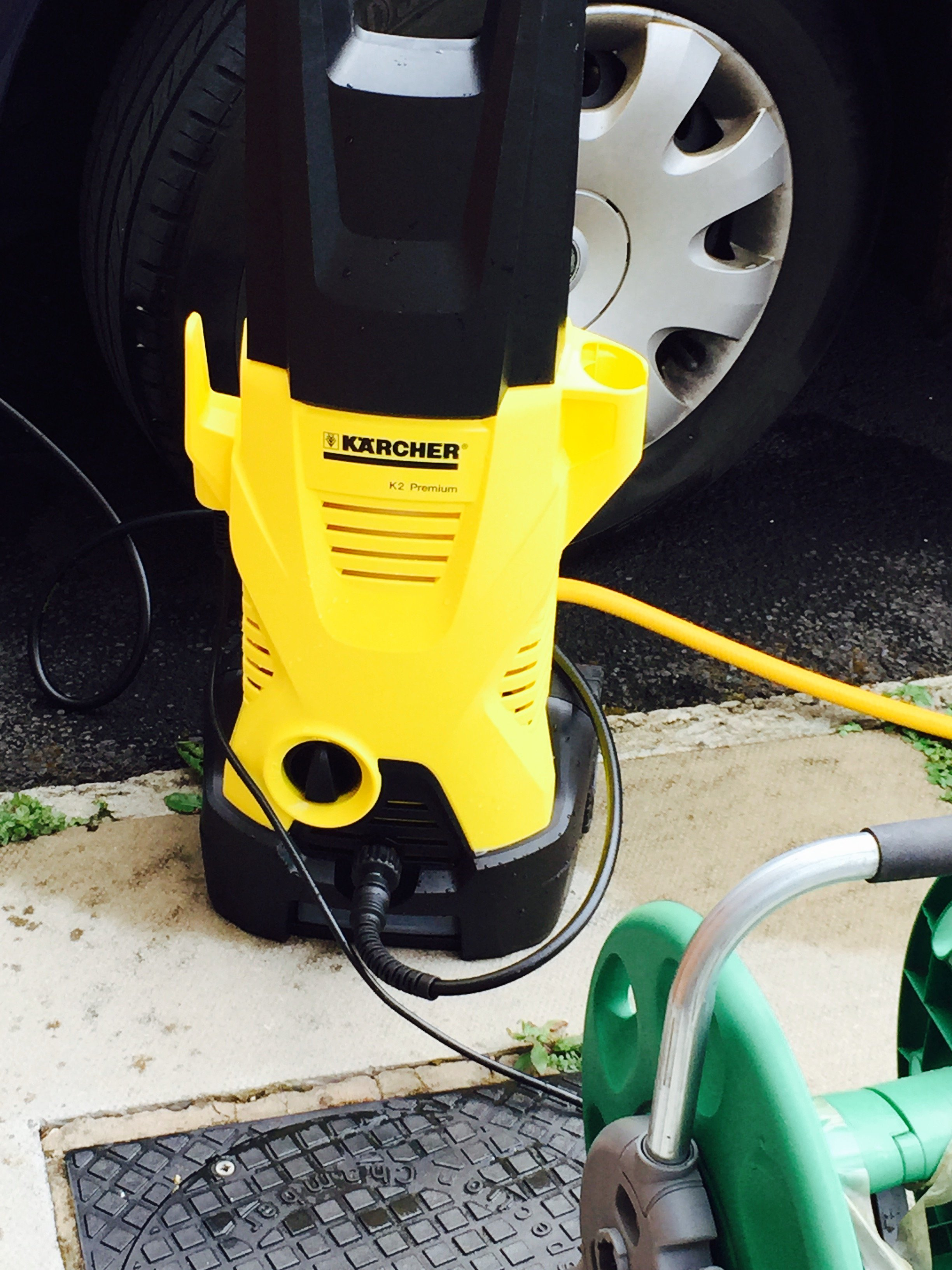 Review Karcher K2 Premium Home And Car Pressure Washer