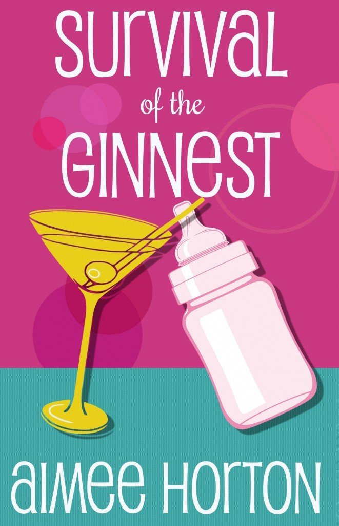 Survival of the Ginnest, Aimee Horton novella, review of Survival of the Ginnest, Lifestyle from Daisies and PIe