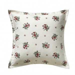 IKEA parlviva cushion cover, IKEA cushions, floral cushion, home style from daisies and pie