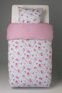 IKEA rosali quilt cover, IKEA floral bedding, IKEA bedding, floral bedding ideas, home style from daisies and pie