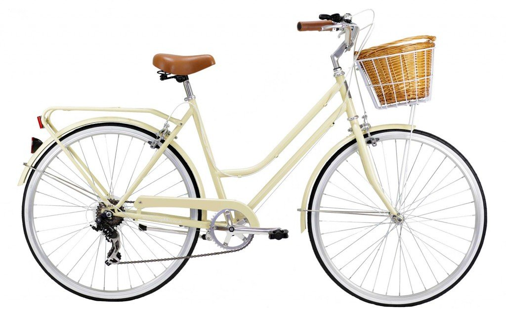 mango bikes, classic ladies bike, city bike, stylish ladies bikes, cycling