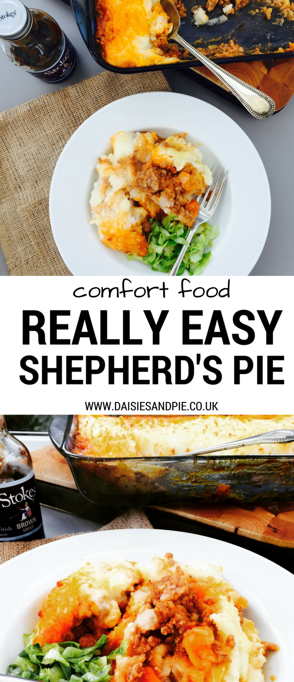 Easy Shepherd S Pie Daisies Amp Pie