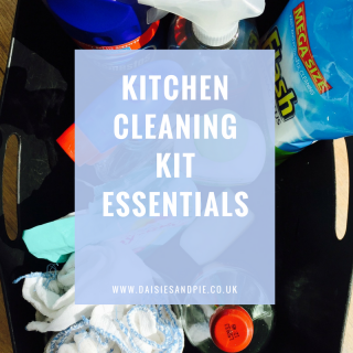 How to put together essential kitchen cleaning kit, kitchen cleaning tips, cleaning tips