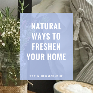 Natural ways to freshen your home, green cleaning tips that'll make the house smell beautiful