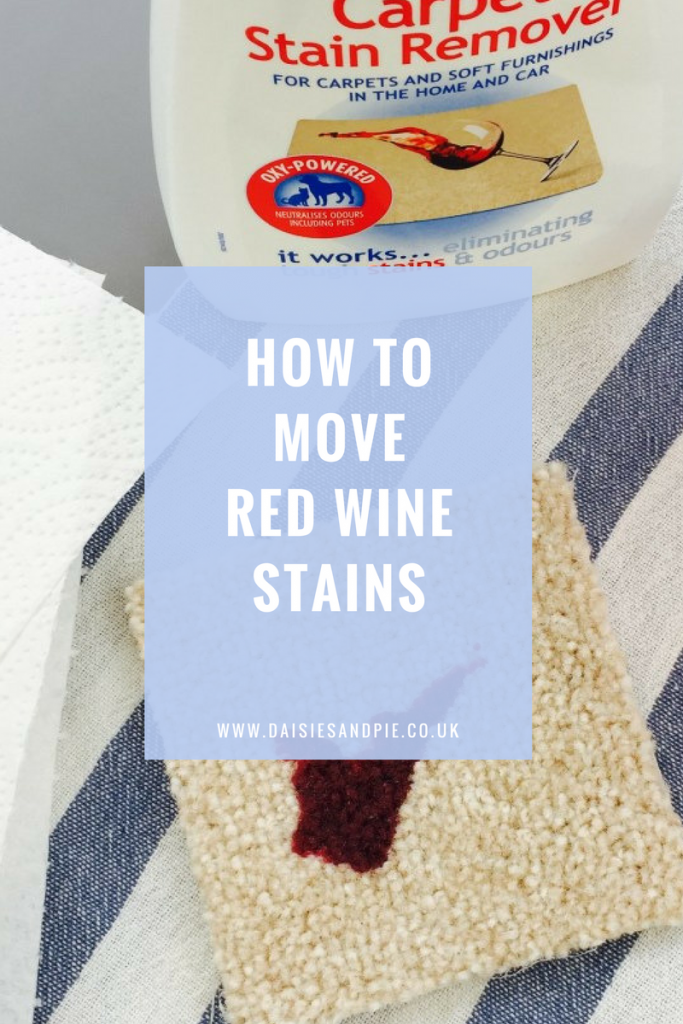 How to remove red wine stains, stain removal tips, cleaning tips