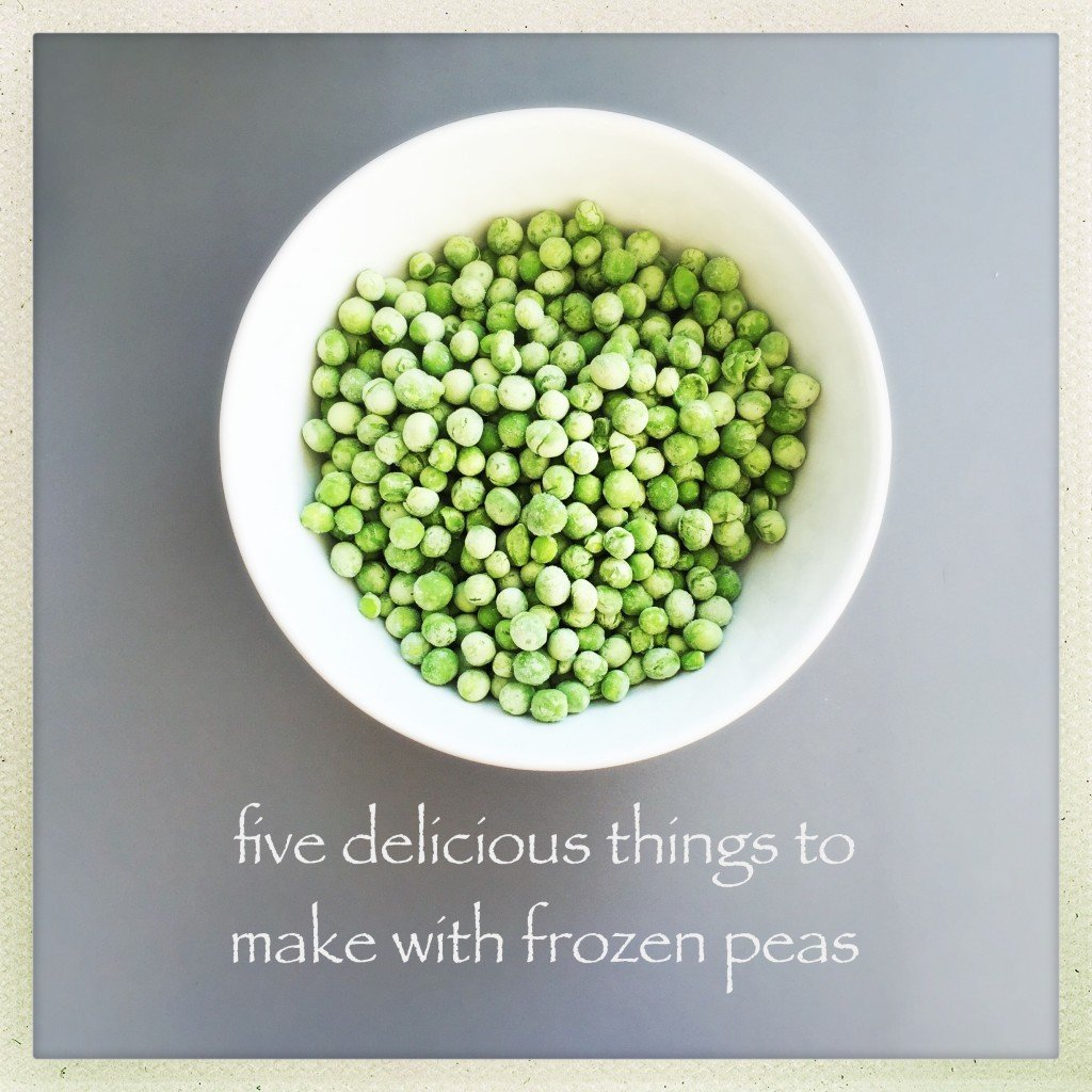five things to make with frozen peas, pea recipes, things to do with frozen peas, quick meal ideas, easy family food from daisies and pie