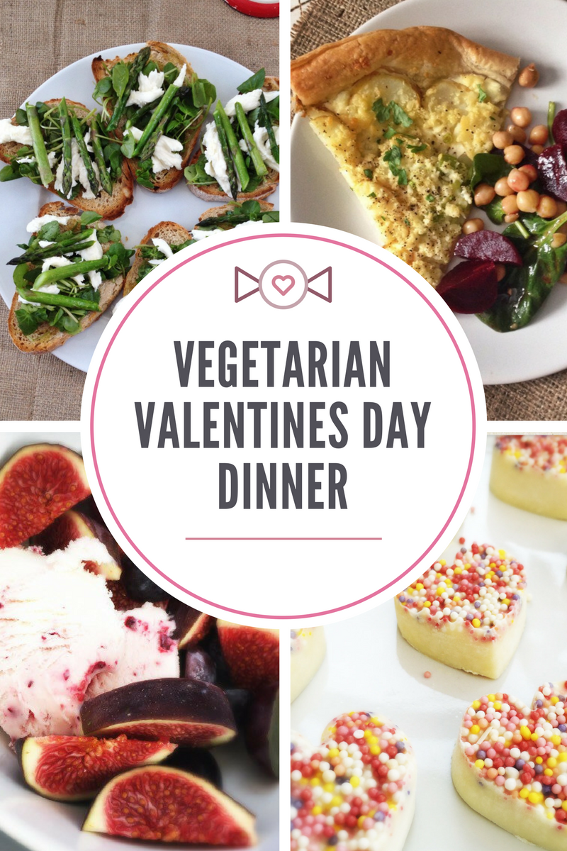 Cook up a delicious fresh and healthy Valentine's Day dinner with our easy feel good recipes