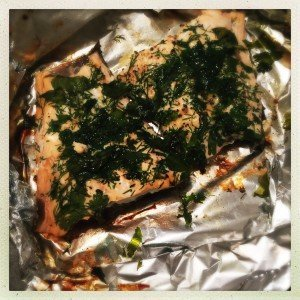 herby salmon parcels, quick salmon recipe, easy salmon recipe, how to cook salmon in the oven, easy family food from daisies and pie