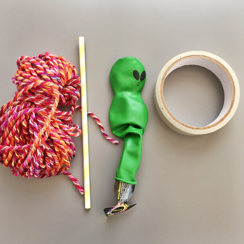 How To Make Brilliant Balloon Rockets