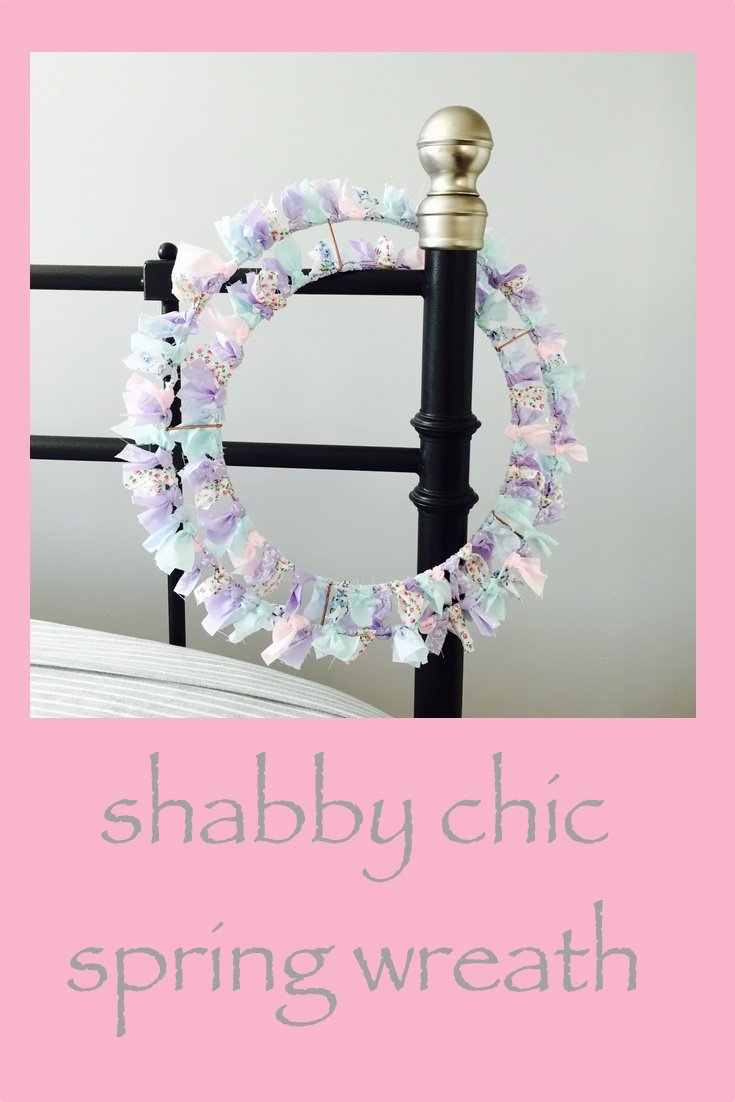 how to make a shabby chic wreath, spring wreath, shabby chic craft project, easy spring craft, homemaking from daisies and pie
