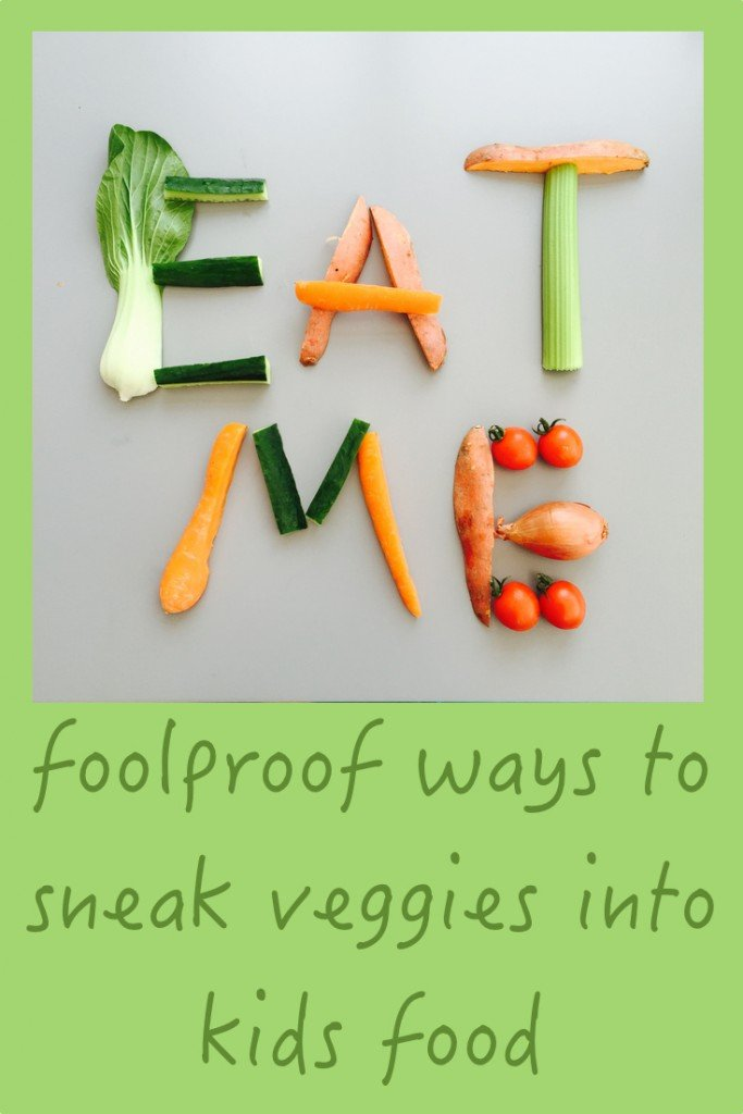 ways to sneak veggies into kids diets, how to get kids to eat veggies, recipes with hidden vegetables, easy family food from daisies and pie