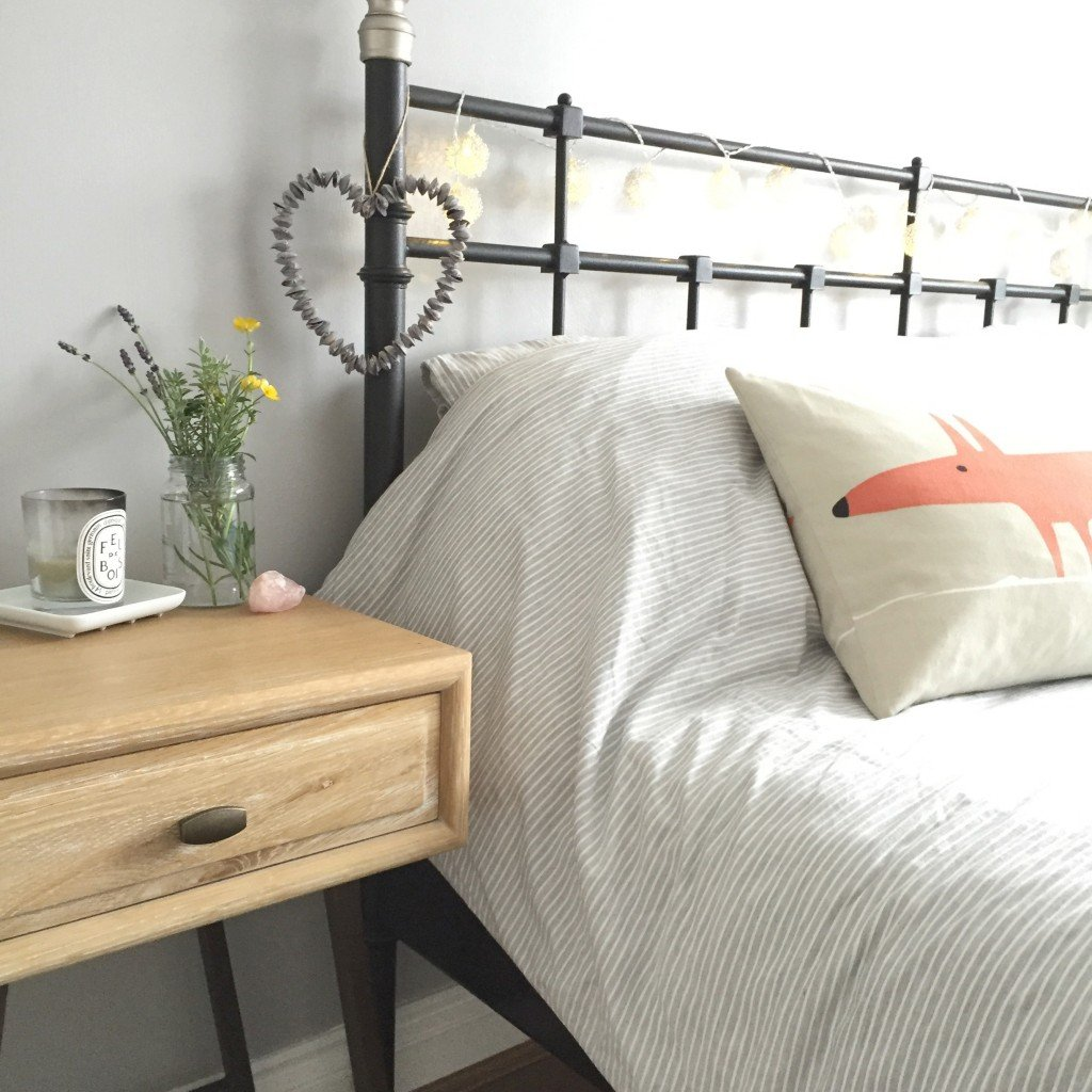 refresh the bedroom for summer, how to freshen the bedroom, summer bedroom makeover, homemaking tips uk