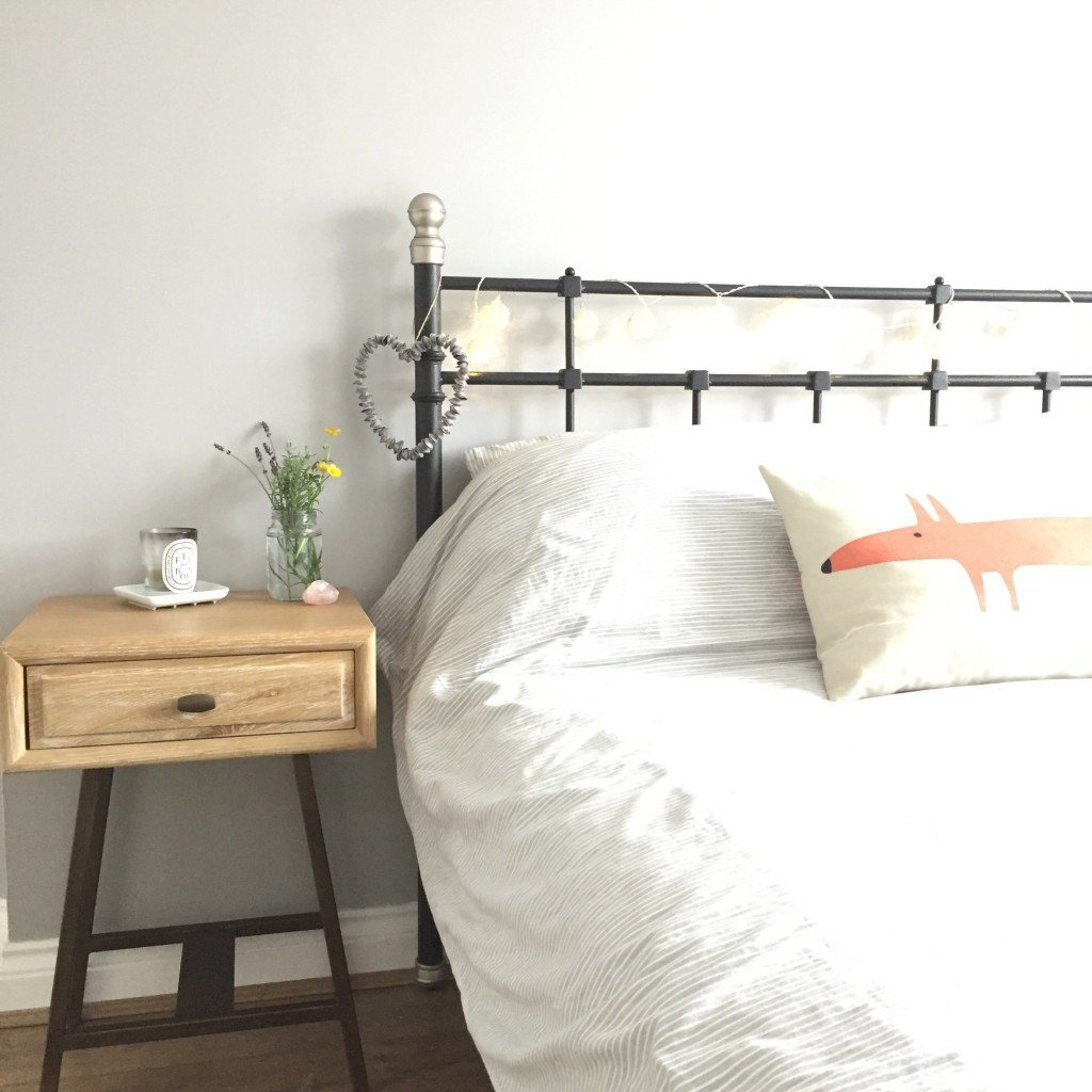 refresh the bedroom for summer, how to freshen up the bedroom, summer makeover for the bedroom, home style uk, homemaking tips uk