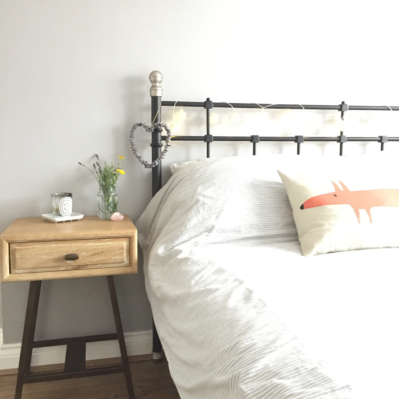 refresh the bedroom for summer, how to freshen up the bedroom, summer makeover for the bedroom, home style uk, homemaking tips uk
