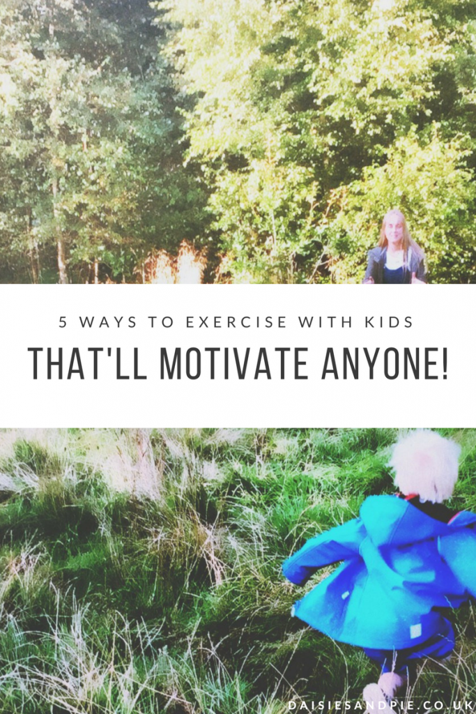 5 ways to exercise with kids that'll motivate anyone into kickstarting a healthy family lifestyle