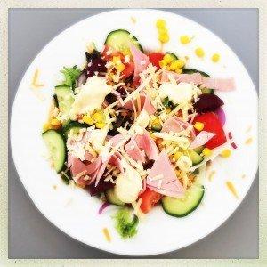 ham salad recipe, easy ham salad, best ham salad, quick midweek dinner, easy family food