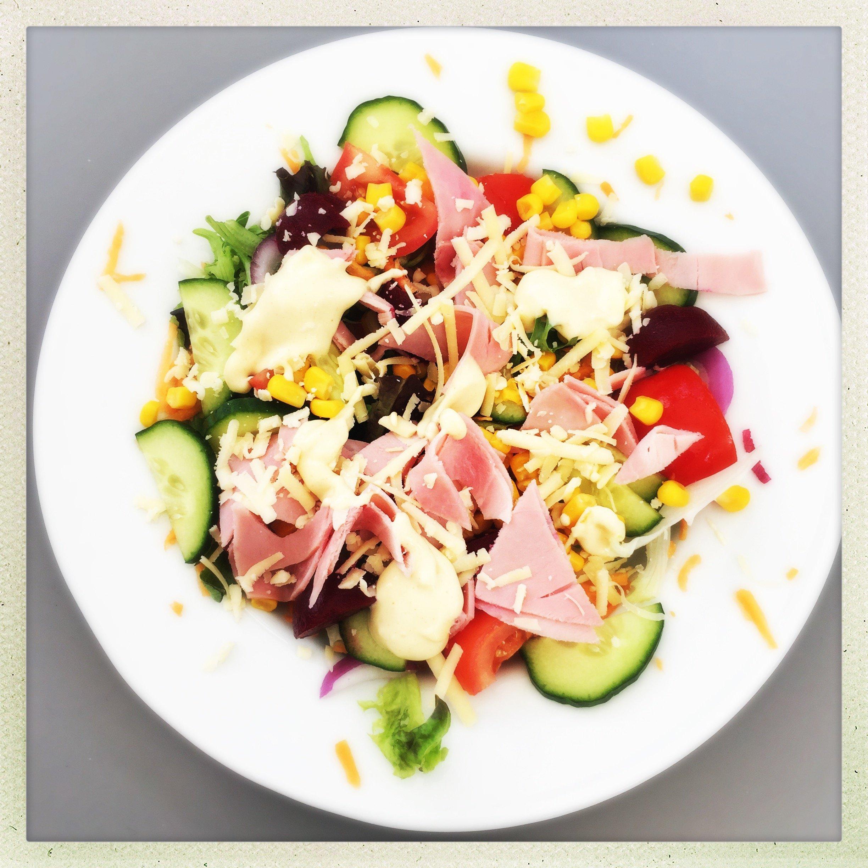 The best ham salad