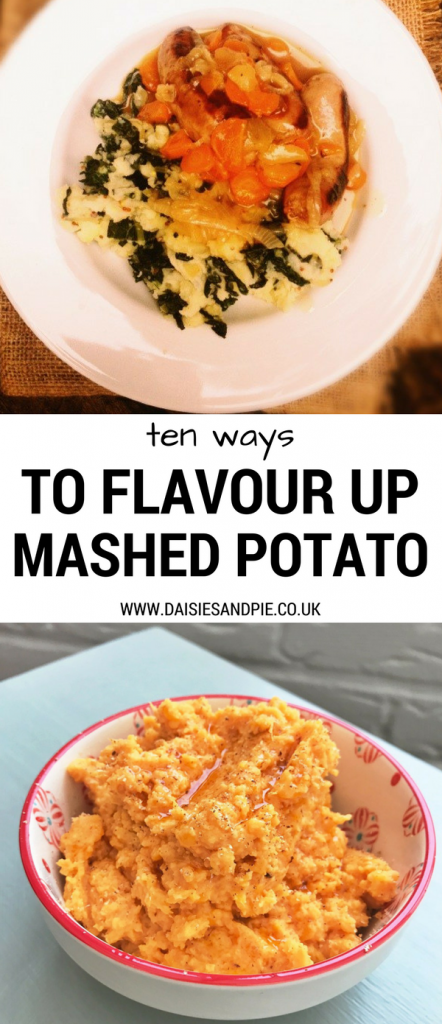 Take mashed potato to the next level with our 10 delicious ways to flavour up mashed potato, easy autumn food, comfort food