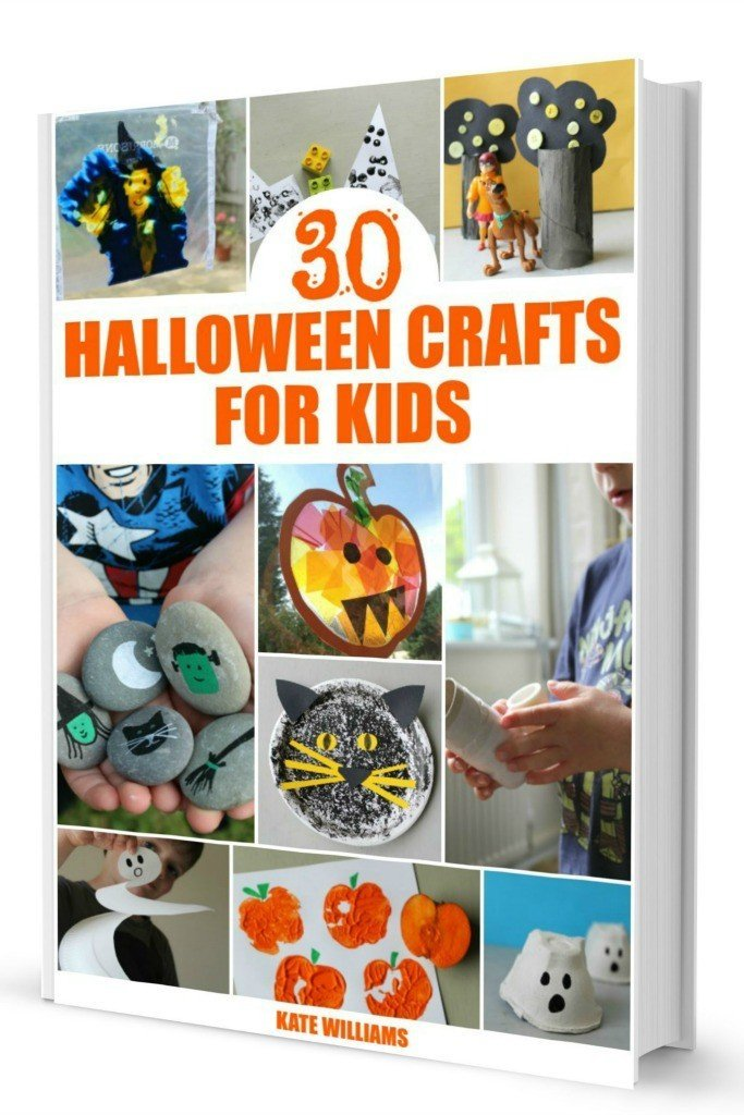 30 halloween crafts for kids, halloween activities for kids, easy halloween decorations