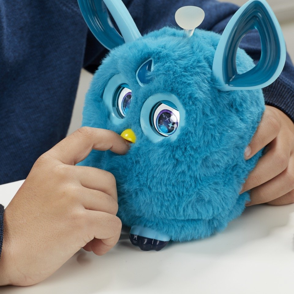 furby connect, must have christmas toys 2016