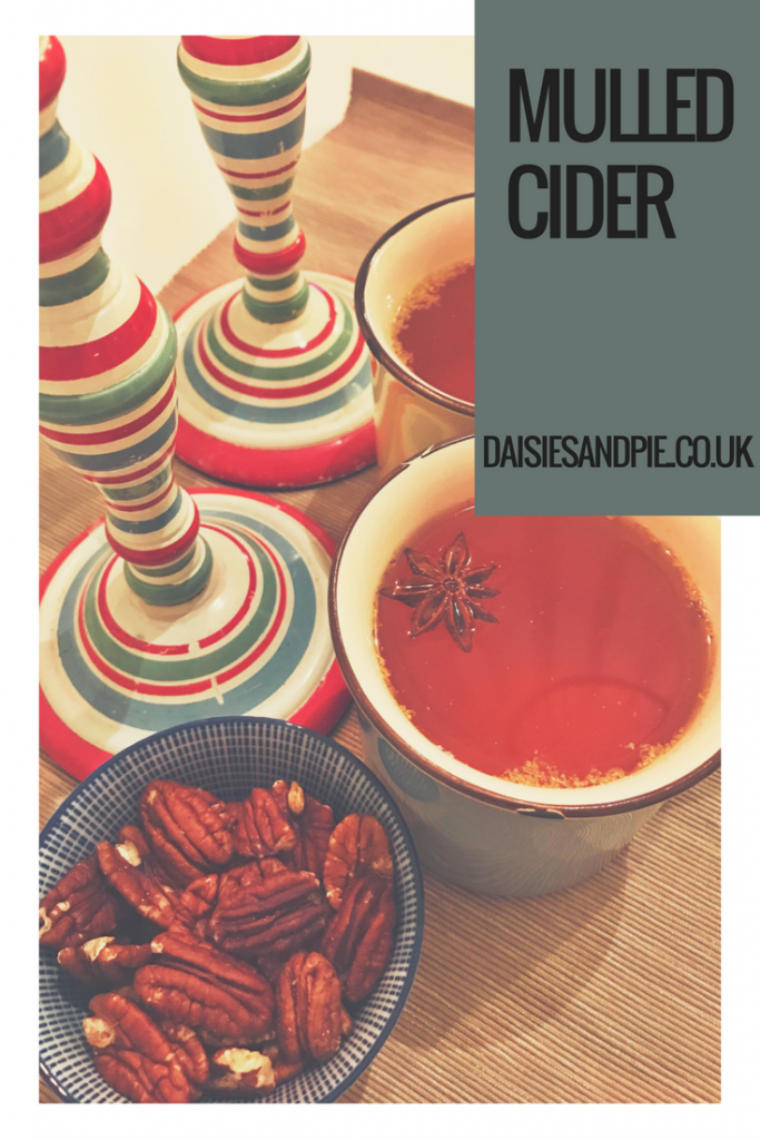 mulled cider recipe, how to make mulled cider, autumn party drink